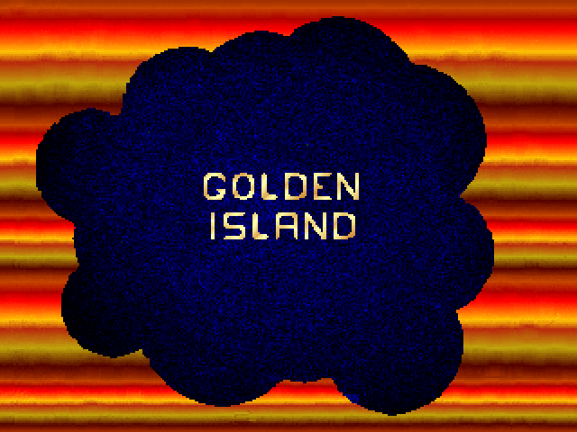 Golden Island [Falcon030]